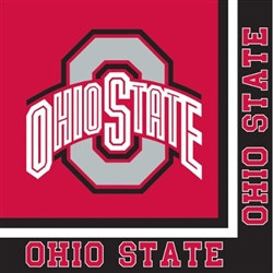 The Ohio State University Lunch Napkins (20/pkg)