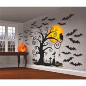 Halloween Scene Setter Decoration