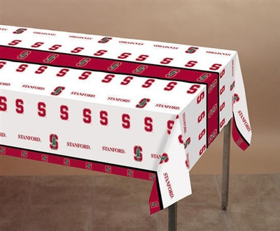 Stanford University Plastic Tablecover