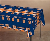 Syracuse University Plastic Tablecover