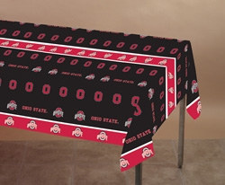 The Ohio State University Plastic Tablecover