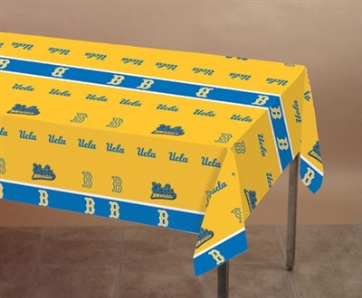 UCLA Plastic Tablecover