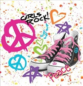 Girls Rock! Tablecover