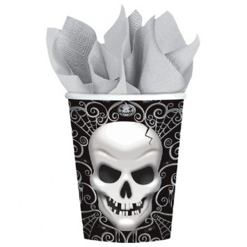 Fright Night Hot/Cold Cups (18/pkg)