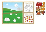 Fall Placemat Activity Kit (8/pkg)