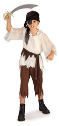 Child Pirate Costume (Large)