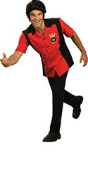 Adult Male 50's Bowling Costume
