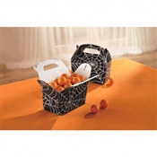 Spider Web Treat Boxes (5/pkg)