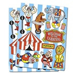 Make-A-Circus Sticker Set