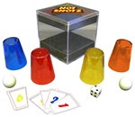 Hot Shotz Shot Glass Game