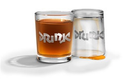 Bottoms Up Shot Glass Set