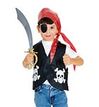 Child Pirate Accessory Kit