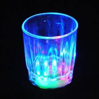 LED Flashing Shot Glasses (1/pkg)