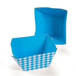 Oktoberfest Snack Bowls - Rectangle