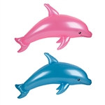 Inflatable Dolphin 40 inches (one dolphin per package)