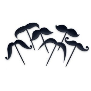 Mustache Party Picks