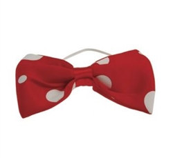 Assorted Adult Clown Bow Ties (1/pkg)