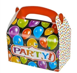 Party Treat Boxes (12/pkg)