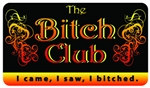 The Bitch Club Plastic Pocket Card (1/Pkg)