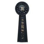 30 It's The Big One Deluxe Rosette Ribbon