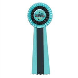 Aged To Perfection Deluxe Rosette Ribbon