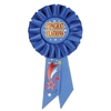 Congratulations Rosette Ribbon