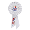 Great Teacher Rosette Ribbon