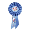 1st Place Rosette Ribbon