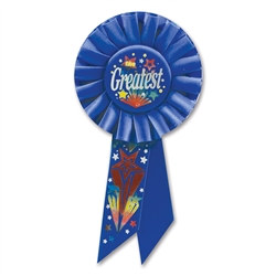 The Greatest Rosette Ribbon