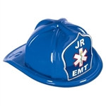Blue Junior EMT Hat (Blue Shield)