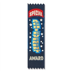Special Achievement Award Value Pack Ribbons (10/Pkg)