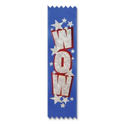 Wow Value Pack Ribbons (10/Pkg)