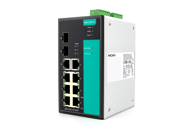 Moxa EDS-510A Switch Driver for Windows 7