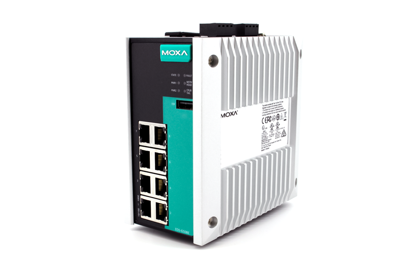 Moxa EDS-G500E Switch Windows 8 X64