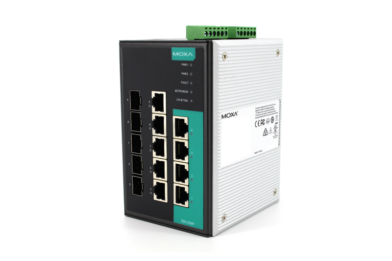 Moxa EDS-G509 Switch X64 Driver Download