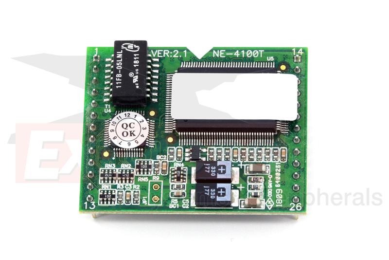 Moxa NE-4100T-P Driver for Windows 7
