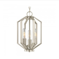 Dolan Designs Hexagon Chandelier- 1140
