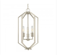Dolan Designs Hexagon Chandelier- 1141