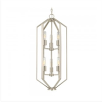 Dolan Designs Hexagon Chandelier- 1142