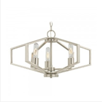Dolan Designs Hexagon Chandelier- 1144