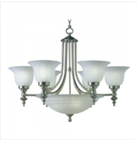 Dolan Designs Richland Chandelier- 665