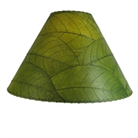 Eangee Home Design Lamp Shades- Bell Cocoa Shade