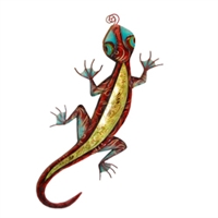 Eangee Home Design Wall Gecko Color (m411182a)- Color