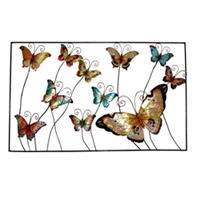 Eangee Home Design Framed Butterflies Wall Art (m714115)