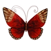 Eangee Home Design Wall Butterfly Red (m512523)