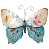 Eangee Home Design Butterfly Blue And Pearl (m710046J)