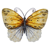 Eangee Home Design Wall Butterfly Honey (m712601)