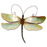 Eangee Home Design Wall Dragonfly Pearl (m711046)
