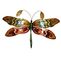 Eangee Home Design Multicolor Dragonfly (m713144)