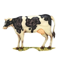 Eangee Home Design Cow Black And White (m715046)